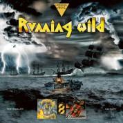 Running Wild: The Rivalry / Victory - Plak