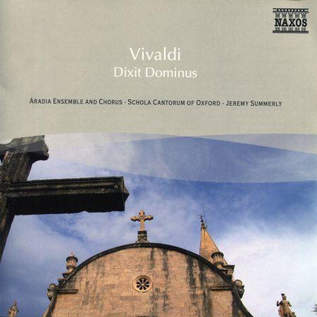 Çeşitli Sanatçılar: Vivaldi: Dixit Dominus / Gloria / Nulla in Mundo Pax Sincera - CD