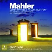 Natalie Dessay, Alice Coote, Radio-Sinfonie-Orchester Frankfurt, Paavo Järvi: Mahler: Symphony No.2 - CD