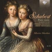 Alberto Miodini: Schubert: Piano Music - CD