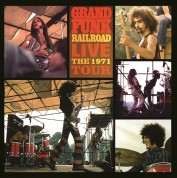 Grand Funk Railroad: Live -The 1971 Tour- - Plak