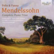 Hrvoje Jugovic, Maria Bader Kubizek, Dorothea Schönwiese, Silvia Schweinberger: Felix & Fanny Mendelssohn: Complete Piano Trios - CD
