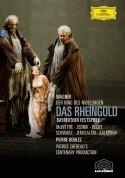 Donald McIntyre, Heinz Zednik, Hanna Schwarz, Siegfried Jerusalem, Matti Salminen, Hermann Becht, Pierre Boulez, Orchester der Bayreuther Festspiele: Wagner: Das Rheingold - DVD