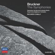 Radio Symphonie Orchester Berlin, Deutsches Symphonie-Orchester Berlin, Riccardo Chailly, Royal Concertgebouw Orchestra: Bruckner: Symphonies 0-9 - CD