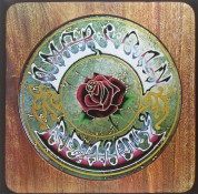 The Grateful Dead: American Beauty - Plak