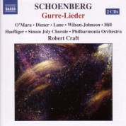 Schoenberg: Gurre-Lieder - CD