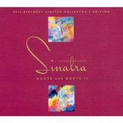 Frank Sinatra: Duets & Duets II (90th Birthday Limited Collector's Edition) - CD