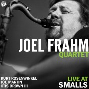 Joel Frahm: Live At Smalls - CD