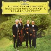 LaSalle Quartett: Beethoven: String Quartet , Op. 132 - Plak