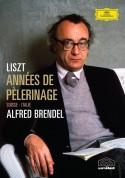 Alfred Brendel: Liszt: Années De Pèlerinage - DVD
