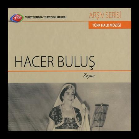 Hacer Buluş: TRT Arşiv Serisi  2 - Zeyno - CD