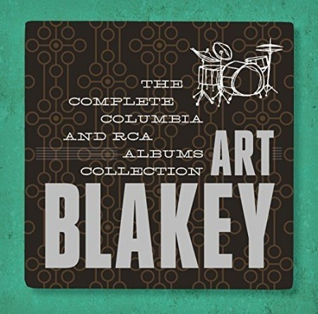 Art Blakey: The Complete Columbia & RCA Victor - CD