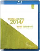 Berliner Philharmoniker, Daniel Barenboim: Europakonzert 2014 - BluRay