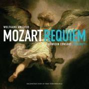 Dunedin Consort, John Butt: Mozart: Requiem KV 626 - Plak