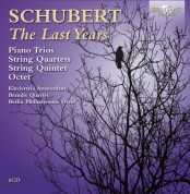 Klaviertrio Amsterdam, Brandis Quartet, Berlin Philharmonic Octet: Schubert: The Last Years - CD