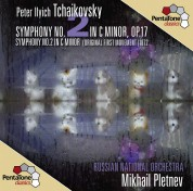 Mikhail Pletnev, Russian National Orchestra: Tchaikovsky: Symphony No. 2 in C minor, Op. 17 - SACD