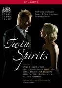 Schumann: Twin Spirits - DVD