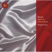 Margaret Price: Mozart:  Opera & Concert Arias - CD