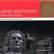 Ankara Oda Orkestrası, Gürer Aykal, Suna Kan: Saygun, Bach - CD