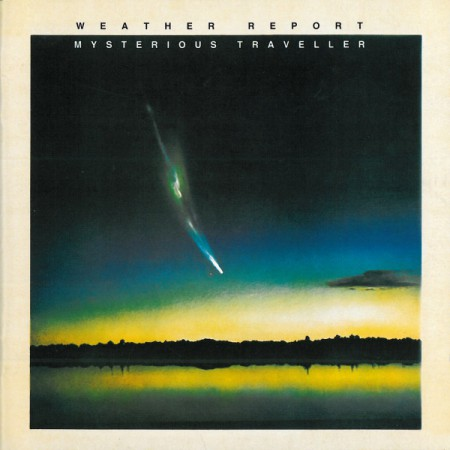 Weather Report: Mysterious Traveller - CD