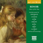 Çeşitli Sanatçılar: Art & Music: Renoir - Music of His Time - CD