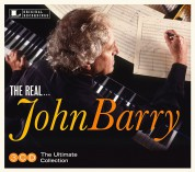 John Barry: The Real... John Barry: The Ultimate Collection - CD