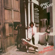 Gary Moore: Back On The Streets - CD