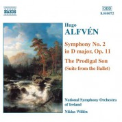 Alfven: Symphony No. 2 / The Prodigal Son - CD
