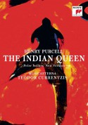 Teodor Currentzis, Musica Eterna: Purcell: The Indian Queen - DVD