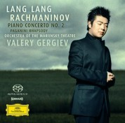 Lang Lang, Orchestra of the Mariinsky Theatre, Valery Gergiev: Rachmaninov: Piano Concerto No. 2 - SACD