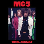 MC5: Total Assault: 50th Anniversary Collection (Red, White & Blue Vinyl) - Plak