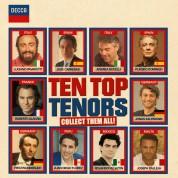 Çeşitli Sanatçılar: Ten Top Tenors - CD