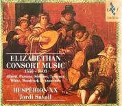 Hesperion XX, Jordi Savall: Elizabethan Consort Music Volume 1 : 1558 - 1603 - CD