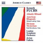 JoAnn Falletta, London Symphony Orchestra: Fuchs: Atlantic Riband - American Rhapsody - CD