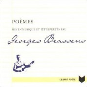 Georges Brassens: Poemes Mis En Musique Et Interpretes Par Georges Brassens - CD