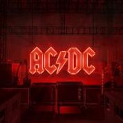 AC/DC: Power Up (Transparent Red Vinyl) - Plak