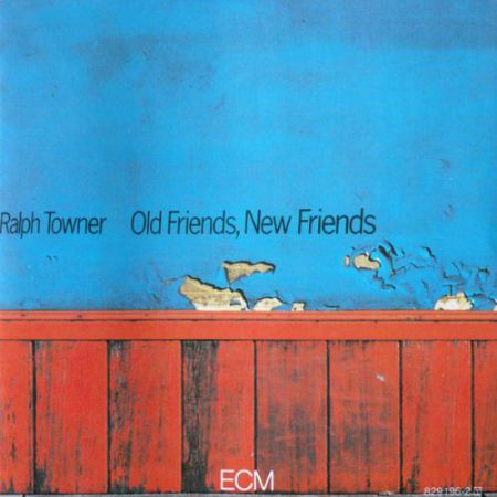Ralph Towner: Old Friends, New Friends - CD