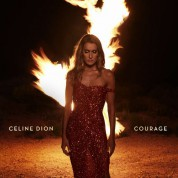 Celine Dion: Courage (Deluxe Edition) - CD
