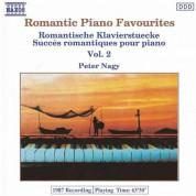 Péter Nagy: Romantic Piano Favourites, Vol.  2 - CD