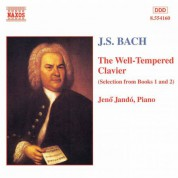 Bach, J.S.: The Well-Tempered Clavier (Selection) - CD