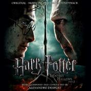 Alexandre Desplat: Harry Potter And The Deathly Hallows Part 2 - Plak