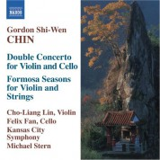 Cho-Liang Lin: Chin, Gordon Shi-Wen: Double Concerto / Formosa Seasons - CD