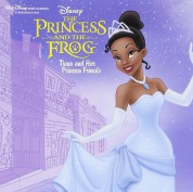 Çeşitli Sanatçılar: The Princess And The Frog - CD