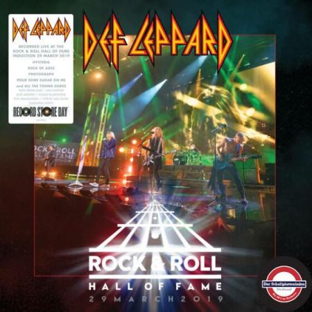 Def Leppard: Rock & Roll Hall Of Fame (RSD) - Plak