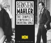 Agnes Baltsa, Judith Blegen, Concertgebouw Orchestra Amsterdam, Dietrich Fischer-Dieskau, Barbara Hendricks, Leonard Bernstein, Wiener Philharmoniker: Mahler: 10 Symphonien - CD