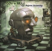 Gov't Mule: Life Before Insanity - Plak