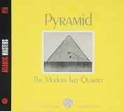 The Modern Jazz Quartet: Pyramid - CD