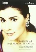 Cecilia Bartoli, Concentus Musicus Wien, Nikolaus Harnoncourt: Cecilia Bartoli - Sings Mozart & Haydn - DVD