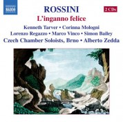 Alberto Zedda: Rossini: Inganno Felice (L') [Opera] - CD