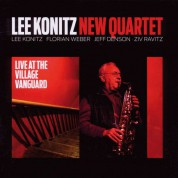 Lee Konitz: Live At The Village Vanguard 2009 - CD